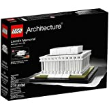 Lego Architecture - 21022 - Jeu De Construction - Lincoln Memorial