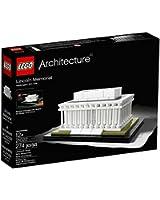 Lego Architecture - 21022 - Jeu De Construction - Lincoln Memorial