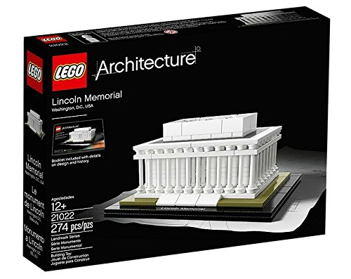 Lego 21022 - Architecture - Lincoln Memorial