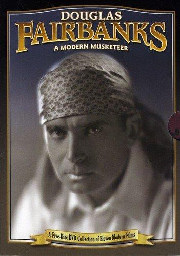 DVD : Douglas Fairbanks: Modern Musketeer (5 Discos)