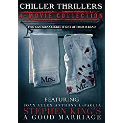Chiller Thrillers: 4-Movie Collection