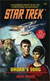 Uhura's Song (Star Trek21) (0743403738) by Kagan, Janet