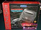 Sega Genesis System with 6-pak game included!