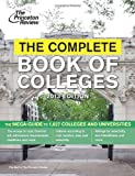 The Complete Book of Colleges, 2013 Edition (College Admissions Guides) (0307944921) by Princeton Review