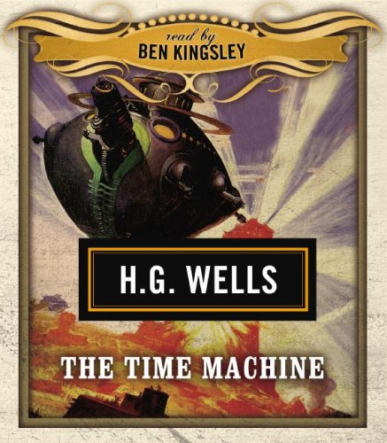 The Time Machine (Classics Read By Celebrities Series) (Kingsley Machine compare prices)