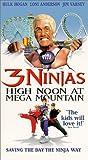 3 Ninjas: High Noon At Mega Mountain [VHS]