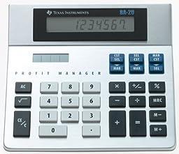 Texas Instruments Profit Manager BA-20 Desktop Calculator