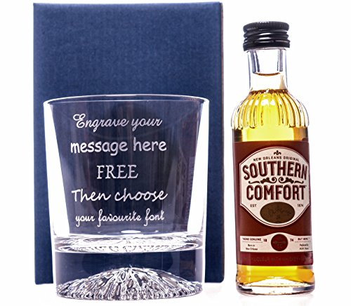 engraved-personalised-alaska-crystal-glass-southern-comfort-miniature-gift-set-for-dad-wedding-birth