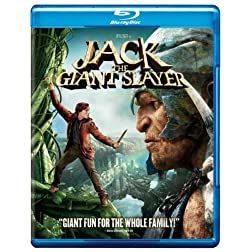 Jack the Giant Slayer (Blu-ray/DVD + UltraViolet Digital Copy Combo Pack)