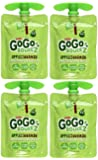 GoGo Squeez Applesauce on the Go Variety Pack - 20 Pouches/3.2 Oz