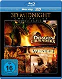 Dragon Crusaders / Midnight Chronicles ( Lords of the Dragon / Midnight Chronicles ) (3D & 2D) [ Blu-Ray, Reg.A/B/C Import - Germany ]