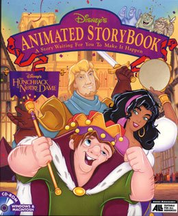 DISNEY'S ANIMATED STORYBOOK : THE HUNCHBACK OF NOTRE DAME