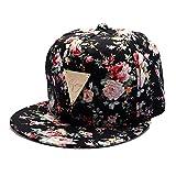 Très Chic Mailanda Baseball Kappe Cap Hip Hop Baseballmütze verstellbar