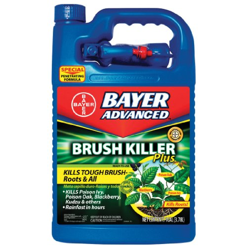 Bayer Advanced 704655A Brush Killer Plus, Ready-to-Use, 1-Gallon
