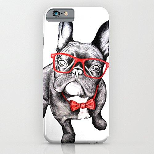 society6(ソサエティシックス) iPhone6(4.7インチ)ケースHappy Dog by 13 Styx  並行輸入品