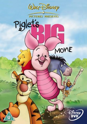 Piglet's Big Movie [DVD] [2003]
