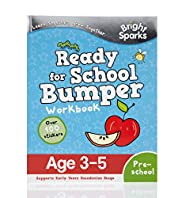Bright Sparks Ready for School Bumper Workbook