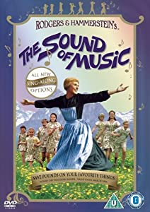 Sound Of Music 1 Disc Sing Along Edition [Import anglais]