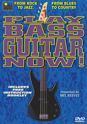 Play Bass Guitar Now [DVD] [Import]
