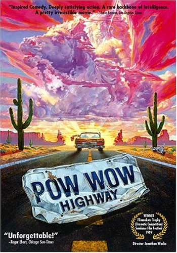 Powwow Highway (1989)[Import] [DVD]