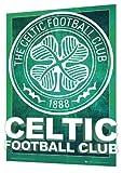GB Eye 3D Lenticular Poster, Celtic, Crest, 47x67cm
