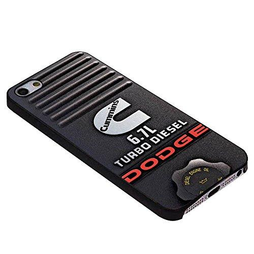 Cummins Turbo Diesel Engine USu for Iphone Case (iPhone 6 plus Black) (Cummins Turbo Diesel Engine compare prices)