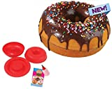 Backform-Set für Donuts, Blech