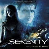 Serenity [Original Motion Picture Soundtrack CD]