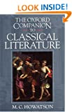 The Oxford Companion to Classical Literature (Oxford Companions)