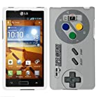 LG Optimus Showtime SFC Old Video Game Controller Hard Case Phone Cover
