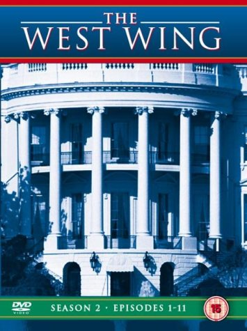 The West Wing – Season 2 Part 1 [DVD]