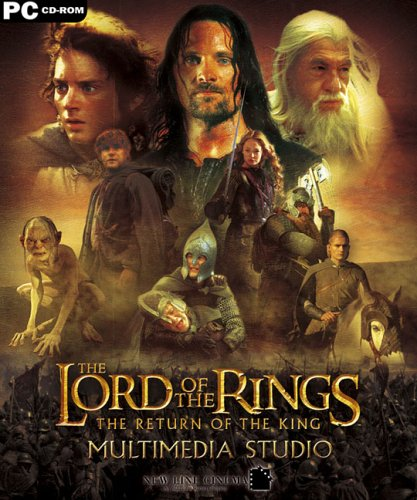 Lord of the Rings Activity Studio: The Return Of The King