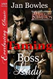 img - for Taming the Boss Lady [Masters of Submission 3] (Siren Publishing Everlasting Classic) book / textbook / text book