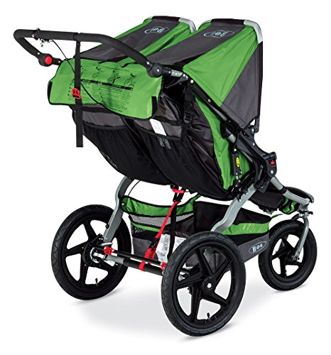 BOB Revolution Pro Duallie Stroller, Wilderness