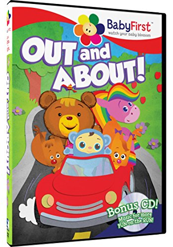 BabyFirst: Out and About - Entertainment on the Go! (Bonnie Bear compare prices)