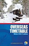 Overseas Timetable - Winter 10/11 Thomas Cook Publishing