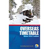 Overseas Timetable - Winter 10/11by Thomas Cook Publishing