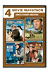 4 Movie Marathon: James Stewart Weste...