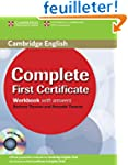 Complete First Certificate Workbook w...