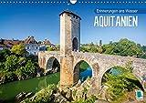 Aquitanien - Erinnerungen ans Wasser (Wandkalender 2016 DIN A3 quer): Der Südwesten Frankreichs (Monatskalender, 14 Seiten) (CAL