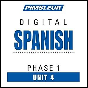 Spanish Phase 1, Unit 04 Audiobook