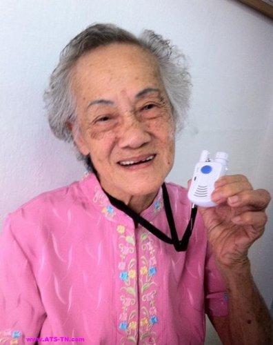 Freedom TALK 2-Way Voice Medical Alert 911 Newest DECT Model Emergency Alert System for Seniors