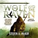 The Wolf and the Raven: The Forest Lord, Volume 2 Audiobook by Steven A. McKay Narrated by Nick Ellsworth