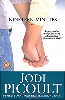 Nineteen Minutes by Jodi Picoult (2008, Paperback)