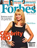 Forbes, June 2008 Issue