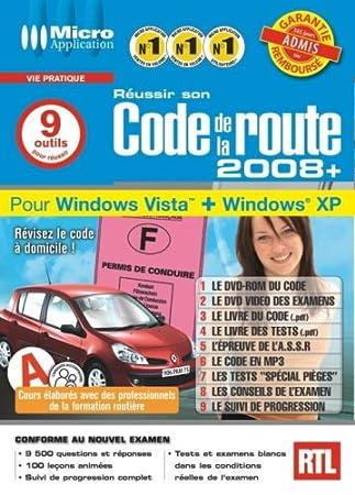 Réussir son code de la route - édition 2008+