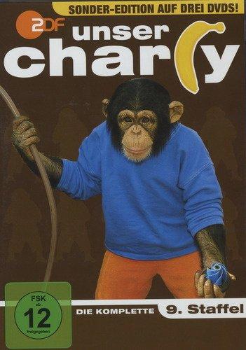 Unser Charly - Die komplette 9. Staffel [3 DVDs]