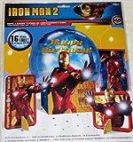 Iron Man '2' Mylar Balloon Table Decoration Kit (4pc)