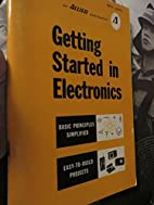 Getting Started in Electronics; Basic…
