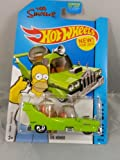 Hot Wheels The Homer! Homer Simpson Car